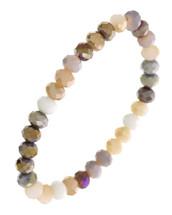 Neutral Tones Semi Precious Bracelet