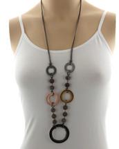 Autumnal Long Necklace