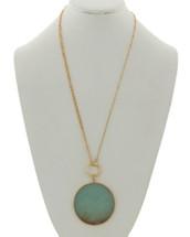 Amazonite Semi Precious Necklace