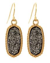 Goldie Silvery Earrings