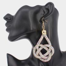 Statement Knot Earrings