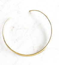 Gold Collar Necklace - ONLY ONE!