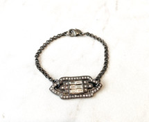 Deco Inspired Bracelet - LAST ONE!