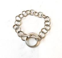 Links Bracelet w/ Toggle - LAST ONE!