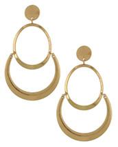 Artemis Earrings: Gold, Silver Or Rose
