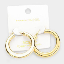 Pin Catch Smooth Hoops