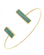 Mint Cuff Bracelet