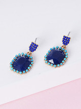 Ocean Blues Earrings