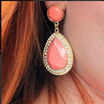 Delano Teardrop Earrings - more colors: Seen On Today Show!