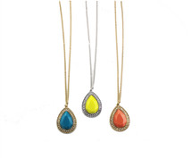 Delano Pendant Necklace - more colors: Seen On Today Show!