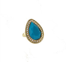 Delano Teardrop Ring- more colors: Seen On Today Show!