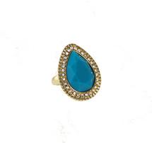 Delano Teardrop Ring- more colors