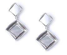 Mirrored Deveraux Drop Earring