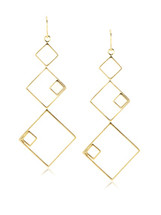 Josie Variegated Earring - GOLD ONLY