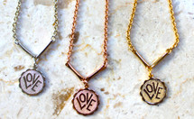 Love Necklace - more colors