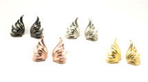 Angel Stud Earring - more colors: Seen on Rosanna Pansino!
