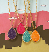 Alexandra Reversible Necklace - more colors