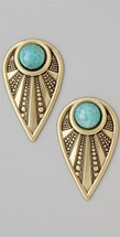 Casablanca Jeweled Earring - More Colors - As Seen on E! News Giuliana Rancic!