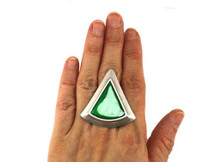 Comanchero Yumi Enameled Ring