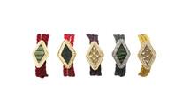 Deco Diamond Wrap Bracelet - more colors