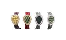 Deco Teardrop Wrap Bracelet - more colors