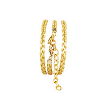Goldie Wrap Bracelet