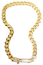 Georgina Necklace - more colors - As seen in People Stylewatch!  LAST ONE IN GOLD!