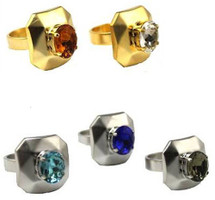 Hamilton Jeweled Ring - more colors
