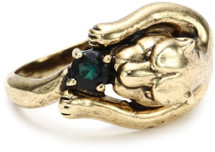 Jaguar Ring - As Seen on Carly Rae Jepsen and Katie Lowes of Scandal & Becca Tobin of GLEE!