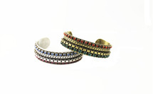 Jacinda Jeweled Cuff- More Colors