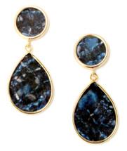 Georgina Silk Drop Earring - more colors - As seen on Hayley Orrantia!