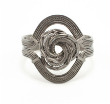Double Knot Cuff (More Colors): Seen on Jeannie Mai, Joanna Krupa & Virginia Williams!