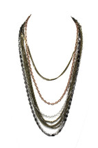 Layers Necklace - Shortest- More Colors