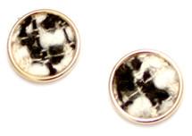 Georgina Tweed Stud Earring - more colors