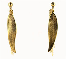 Feather Earring- More Colors