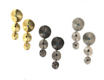 Dreamcatcher Jeweled Earring