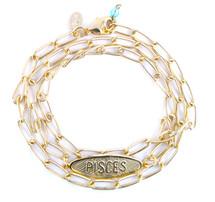 Zodiac Wrap Bracelet