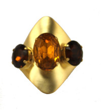 Kalorama Triple Ring - more colors- As seen in People Stylewatch & on Giuliana Rancic!