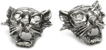 Lionhead Stud Earrings