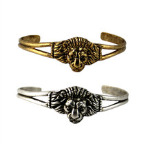 Lion Cuff - As seen in Disfunkshion Magazine