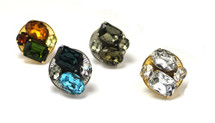 Mazatlan Jeweled Ring - more colors