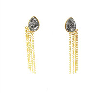 Percy Earrings - more colors - As see in Runway Magazine!