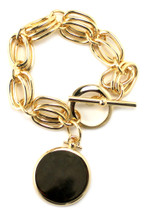 Rowena Medallion Bracelet - more colors