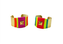 Roxy cuff - more colors: Seen in Seventeen Magazine & on Cher Lloyd!
