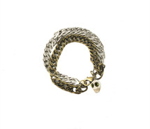 Skull Chains Bracelet