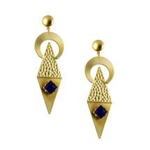 Seminole Cobalt Earring
