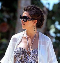 Seminole Triple Earring: Seen on Kourtney Kardashian & on Hart of Dixie (More Colors)