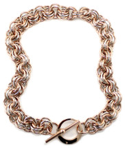 Thora Mixed Metals Necklace - more colors