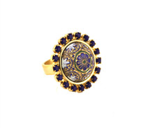 Talasi Jeweled  Ring