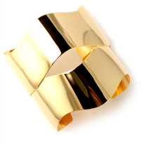 Wave Reverse Cuff - more colors: seen in Cosmo for Latinas!